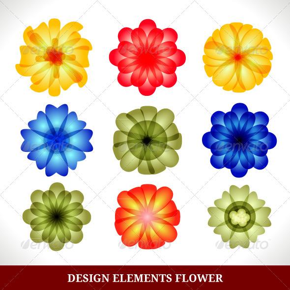 GraphicRiver Design Elements 3818427