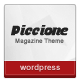 Piccione - Responsive News/Magazine Theme - ThemeForest Item for Sale