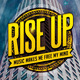Rise Up Poster and Flyer - GraphicRiver Item for Sale