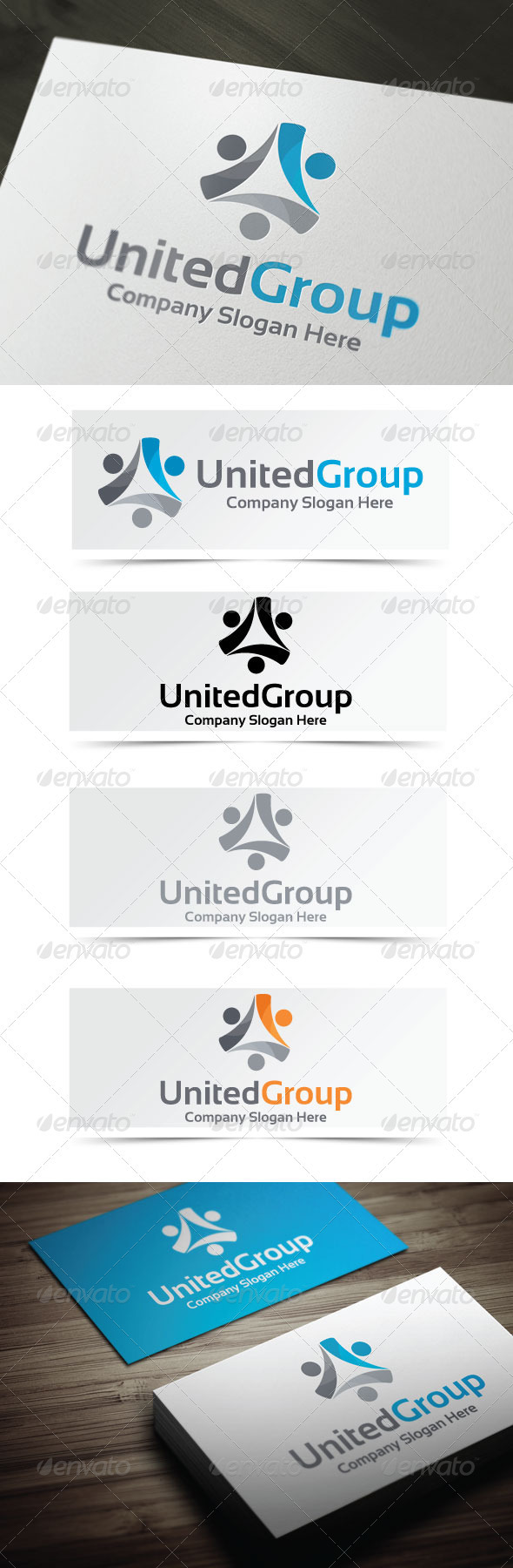 GraphicRiver United Group 3946887