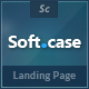 Softcase - Premium Responsive Landing Page - ThemeForest Item for Sale