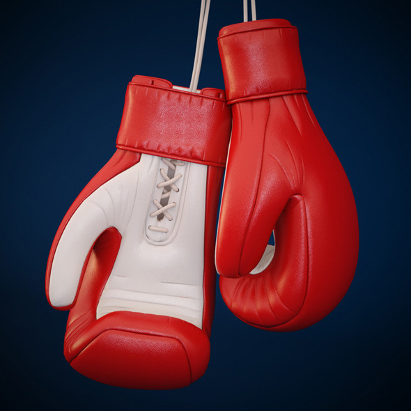 3DOcean Boxing Glove 3947964