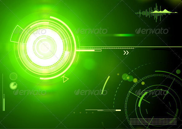 GraphicRiver Abstract Background 3948268