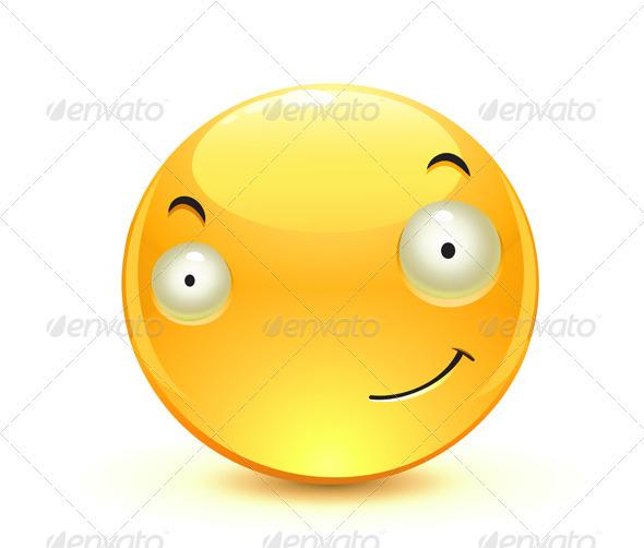 GraphicRiver Yellow Emoticon 3948273