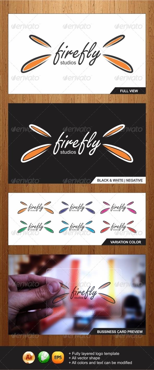 GraphicRiver Firefly Logo 3813950
