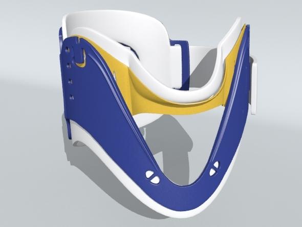 3DOcean Stifneck Extrication Collar 3948770