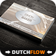 Light Splash Business Card - GraphicRiver Item for Sale