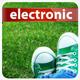 Hi-Tech Electronic Background