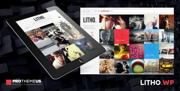 Litho| Photography Website Builder