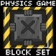 Physics Game Block Set 2 - GraphicRiver Item for Sale