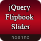 jQuery Flipbook Slider - CodeCanyon Item for Sale