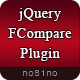 jQuery FCompare Plugin - CodeCanyon Item for Sale