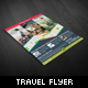 Traveler Guide Flyer - GraphicRiver Item for Sale