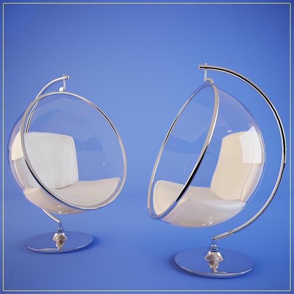 3DOcean Chair Ball 3951635