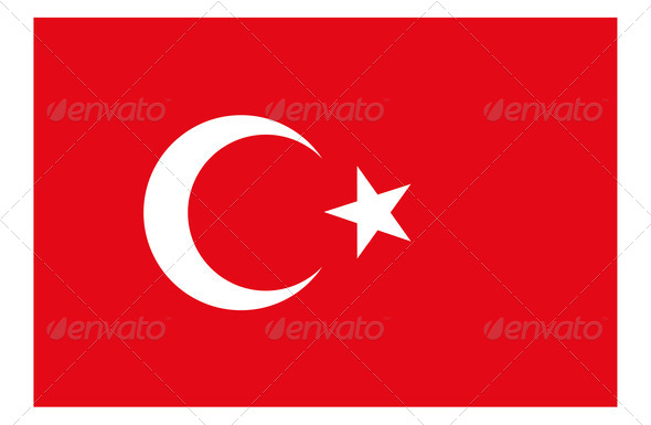 PhotoDune Turkey Flag 3964014