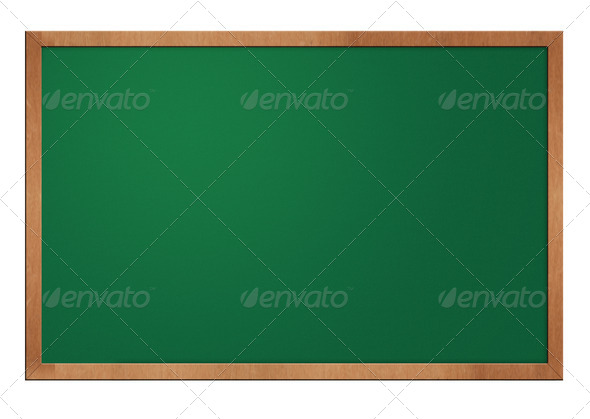 PhotoDune old blank blackboard 3964144
