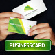 Natural Project Business Card - GraphicRiver Item for Sale
