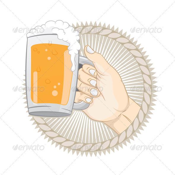 GraphicRiver Get a Beer 3754205