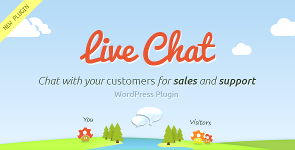 CodeCanyon WordPress Live Chat Plugin for Sales and Support 3952877