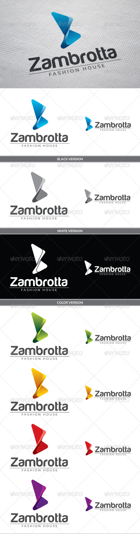 GraphicRiver Zambrotta 3952884