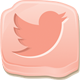 Social Media Icons, 20 Gummy icons Set