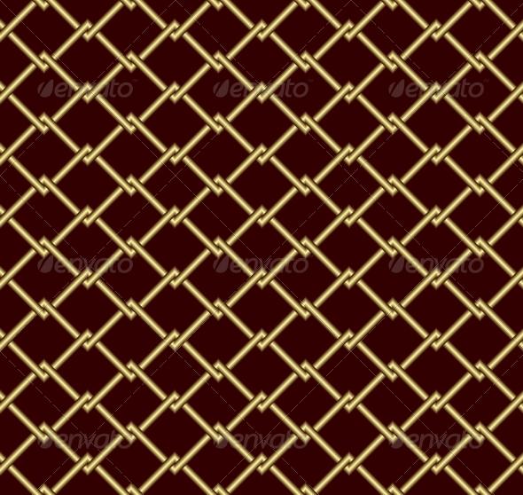 GraphicRiver Gold grid 3957772
