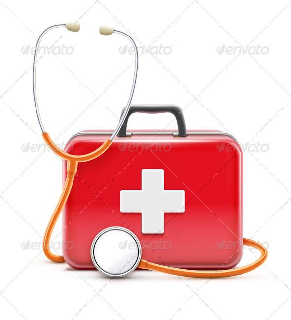 GraphicRiver Healthcare Concept 3958352