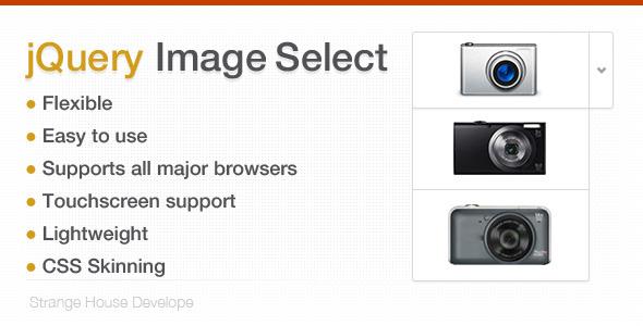 CodeCanyon jQuery Image Select 3946862