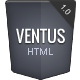 Ventus - Responsive HTML Template - ThemeForest Item for Sale