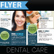 Medical Dental Flyer - GraphicRiver Item for Sale