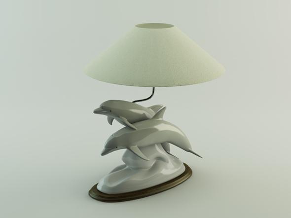 3DOcean Lamp 3962761