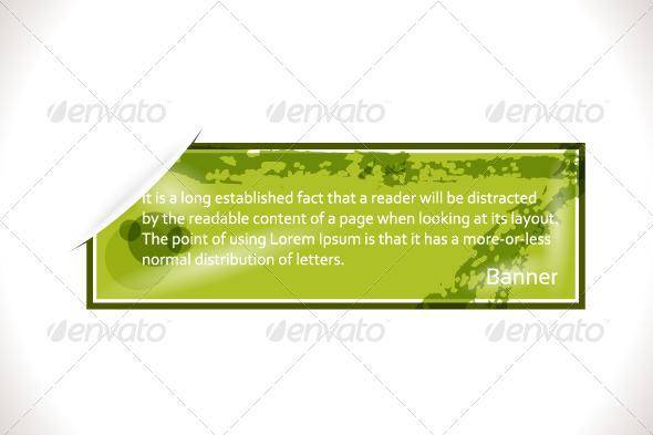 GraphicRiver Web Banner 3964731