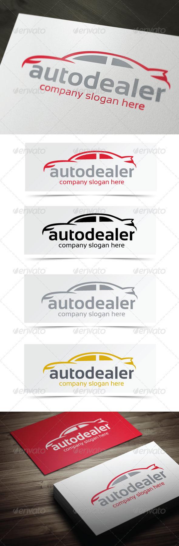 GraphicRiver Auto Dealer 3966038
