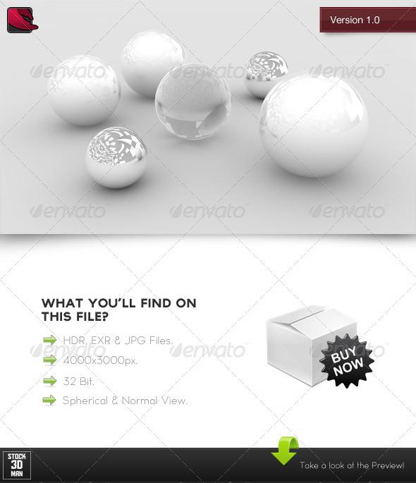 3DOcean HDRi Studio Light 2 406498