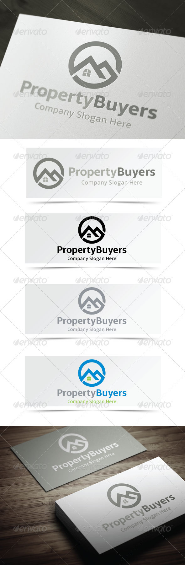 GraphicRiver Property Buyers 3966323