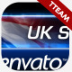 United Kingdom Style Lower Third - VideoHive Item for Sale