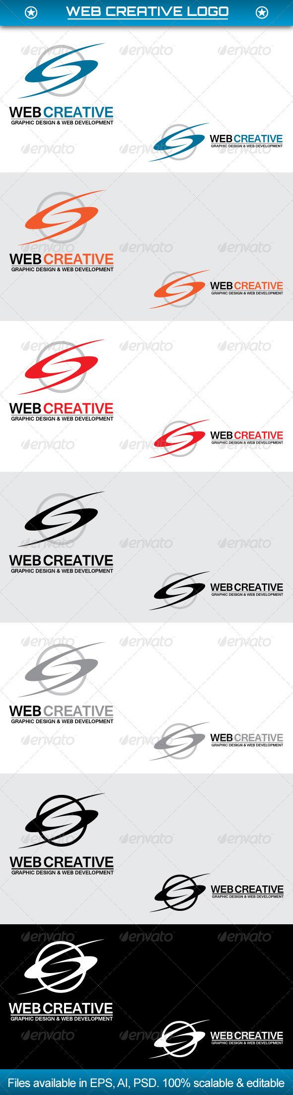 GraphicRiver Web Creative 3968033