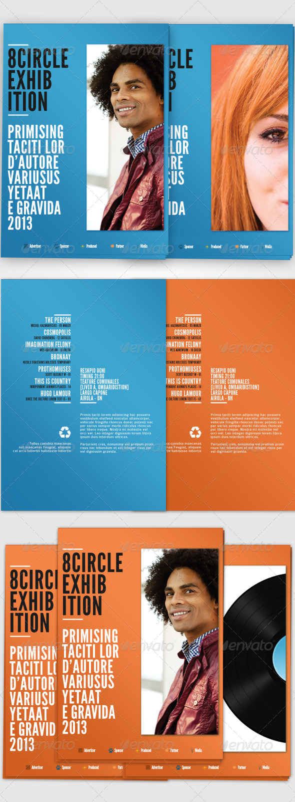 GraphicRiver Multipurpose Flyer 3968692