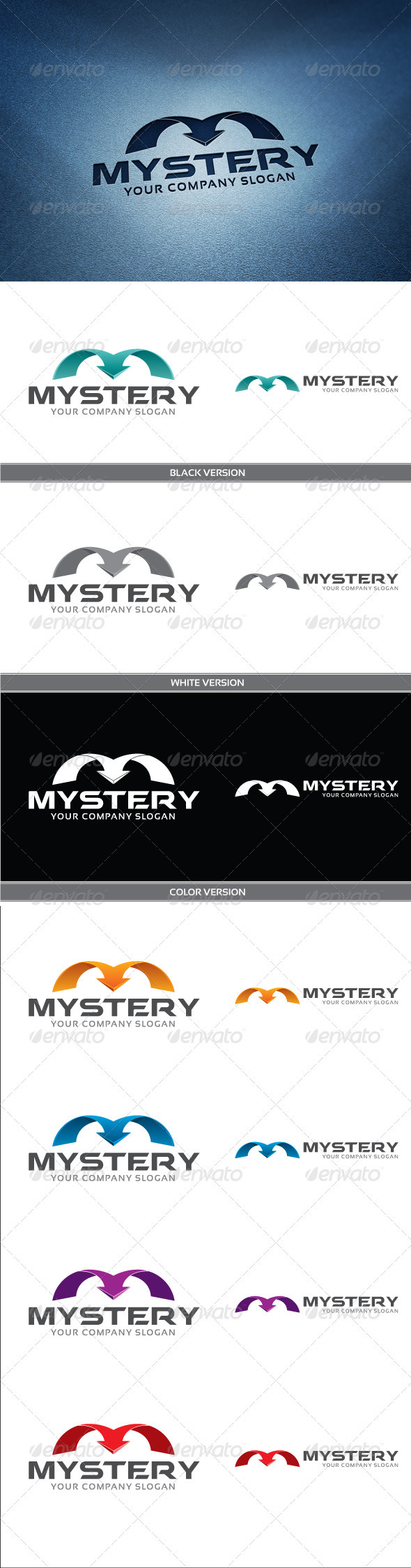 GraphicRiver Mystery 3969409