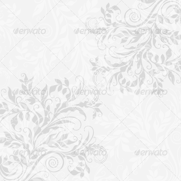 GraphicRiver EPS10 Decorative Floral Background 3969607