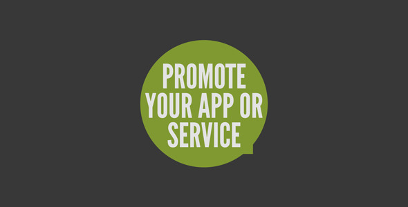 Promote Your App or Service
