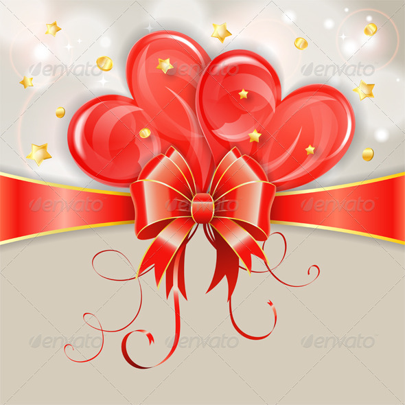 GraphicRiver Valentines Day Greeting Card 3971869