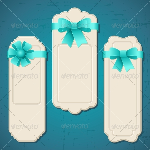 GraphicRiver Collection of badges labels tags 3972168