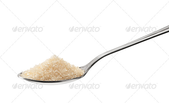 brown sugar - Stock Photo - Images