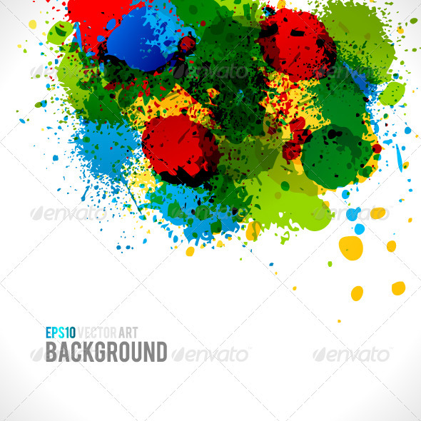 GraphicRiver Vector Art Background 3973288