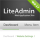 LiteAdmin - Web Application Skin - ThemeForest Item for Sale