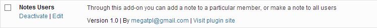 Mega Notes Users