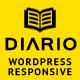 Diario - Bold & Minimal Responsive WordPress Theme