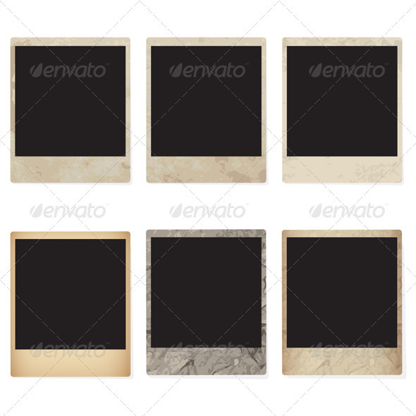 GraphicRiver Retro Photo Frame 3974516