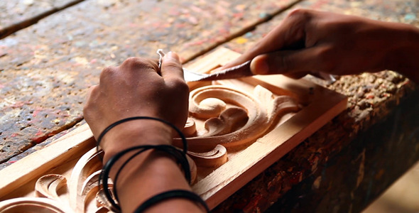 wood carving videos